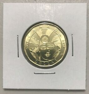 CANADA-2019-New-1-LOONIE-EQUALITY-1969-2019-UNC-Directly-from-mint-roll