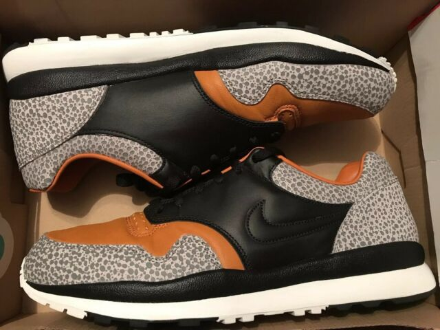 factory price d90e5 6cbe1 Nike Air Safari OG 2018 QS Black Monarch Ao3295 001 Size 13 Animal Max