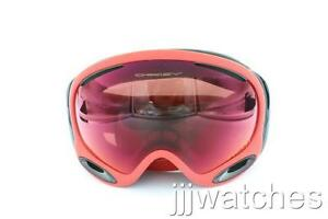 860a0c36fe92 New Oakley A-Frame 2.0 Red PRIZM Torch Iridium Lens Ski Goggles ...