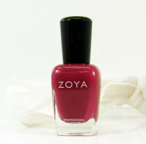 Details About Zoya Nail Polish Lacquer Moxie 5 Oz Wine Pink Shiny Maroon Raspberry Purple New
