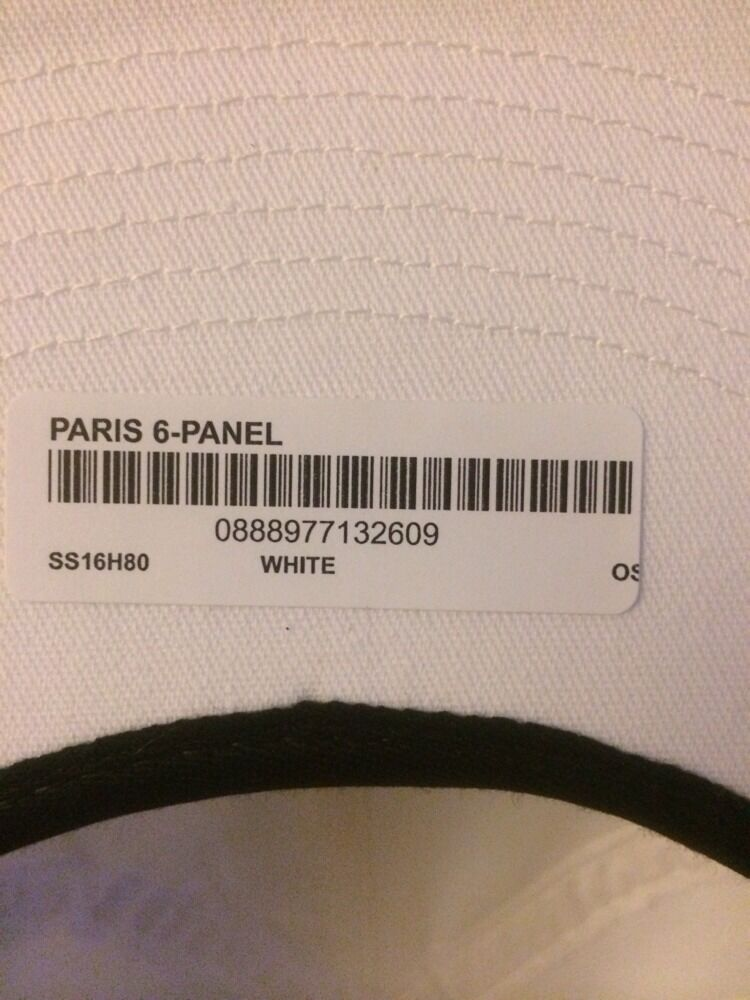 Supreme Paris 6-Panel Palace Cap hat  Stussy Palace 6-Panel Bape Nike X Patta Pablo I Got A Lot 9b24d2