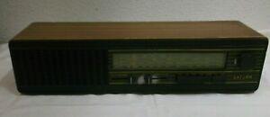 60er-70er-Radio-Bruns-Saturn-Standradio-Holzgehaeuse-60s-70s-Vintage