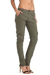 True Religion Womens Celina Vintage Military Dusty Olive Overdye ...