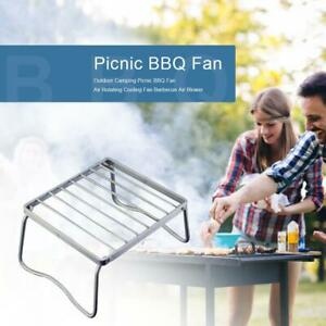 Faltbar-Holzkohlegrill-Klappgrill-Tischgrill-Outdoor-Camping-Barbecue-BBQ-Grill