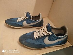 pretty nice 4f9a7 208fc Image is loading vintage-nike-running-shoes-oceania-1982-good-condition-
