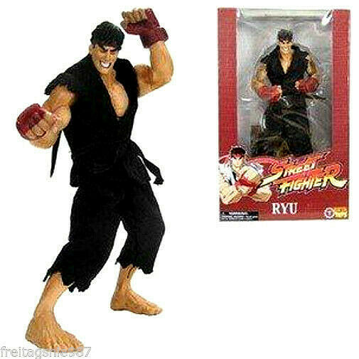 Streetfighter Evil Ryu 24cm PVC Figur Ltd 2000 By Sota