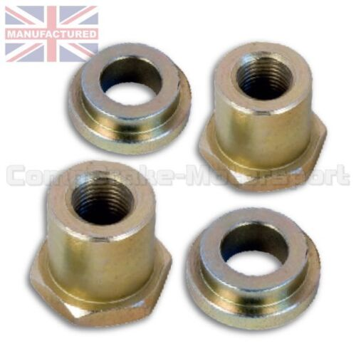FITS VAUXHALL ASTRA MK1-3 FULLY ADJUSTABLE FRONT SUSPENSION TOP MOUNT PAIR