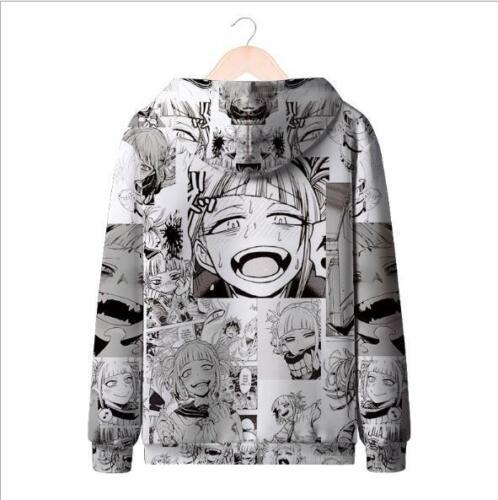 My Hero Academia Anime Kapuzen Sweatshirt Kapuzenpulli pulli Hoodie Pullover
