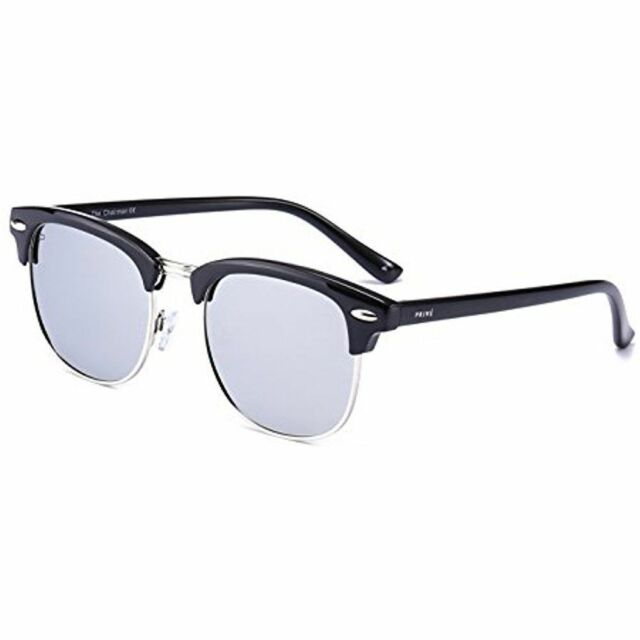 fb27679ae7 PRIVE REVAUX The Chairman Handcrafted Designer Polarized Sunglasses Modern  New
