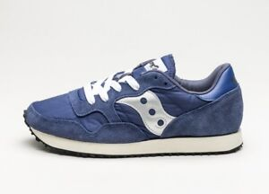 Details about Saucony Sneakers Shoes Man Shoes Running Dxn Trainer Vintage Navy S70369 5