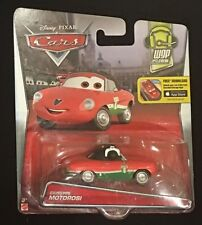CARS 2 - GIUSEPPE MOTOROSI - Mattel Disney Pixar