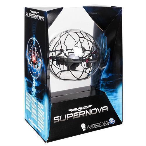 Spinmaster 14826 Airhogs Supernova - Gestengesteuerte Drohne