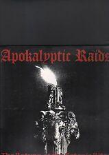 APOCALYPTIC RAIDS - the return of the satanic rites LP