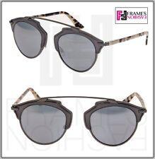 a48d0a58c90f7 item 2 CHRISTIAN DIOR SO REAL Ruthenium Metal Silver Mirrored Sunglasses  DIORSOREAL -CHRISTIAN DIOR SO REAL Ruthenium Metal Silver Mirrored  Sunglasses ...