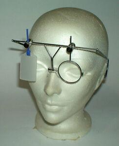 Left-Basic-Varga-Merkur-37mm-Pistol-Shooting-Glasses-Frame