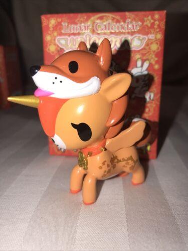Details about  /AUTHENTIC tokidoki 2021 Lunar Calendar Unicorno ~YEAR OF THE DOG~ Figurine