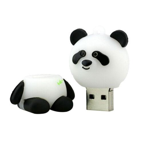 Panda Sitting 8GB USB 2.0 Pen Drive Flash Drive Pen Drive Memory Stick