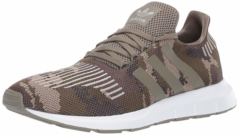 Adidas Swift Run Men's Running shoes Sneakers Green BD7976