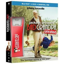 Target Exclusive Jackass Presents: Bad Grandpa Blu-ray Disc 2-Disc Bottle opener