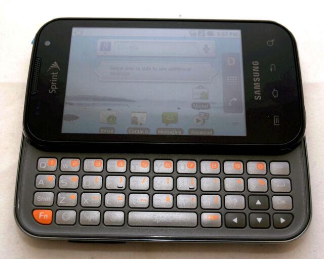samsung transform sph m920 2gb black sprint smartphone ebay rh ebay com Samsung Galaxy S3 User Guide Samsung RFG298 Manual