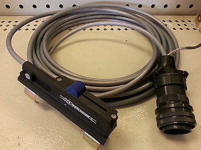 MILLER TIG WELDER REMOTE FINGERTIP CONTROL  AMPTRAK 25/' 14 pin  ADJUSTABLE STRAP