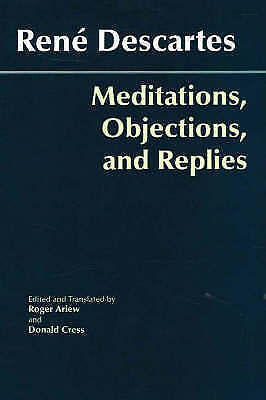 1 of 1 - Meditations, Objections, and Replies by Rene Descartes (Paperback, 2006)