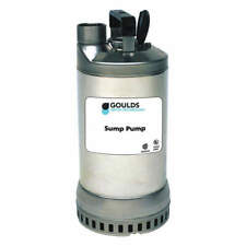 Goulds Water Technology 1dw51c0ea Plug In Utility Pump 12 Hp 115vac