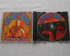 Danny KALB (Blues Project) Livin' with the blues FRANCE CD LEGEND LR 103 - MINT