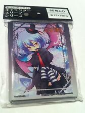 Touhou Project Remilia Scarlet Sleeves TCG Weiss MTG (65 Count)