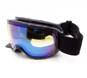 9f22e294ea05 Smith Optics Showcase OTG Black Eclipse Yellow Sensor Ski Mirror New ...
