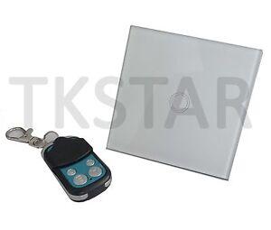 433mhz Funk Touch Einbau Licht Schalter Fernbedienung Kompatibel