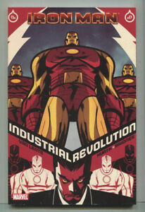 Iron-Man-Industrial-Revolution-New-Trade-Paperback-TPB-Graphic-Novel