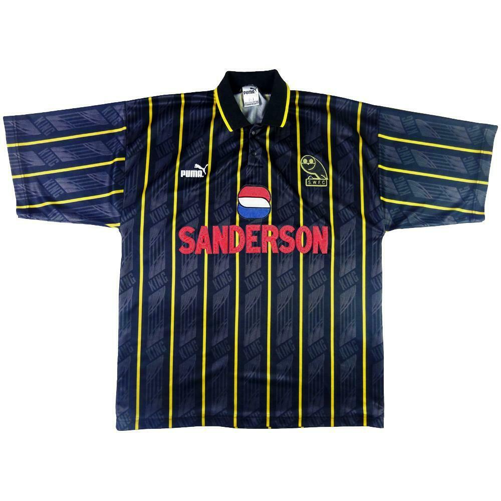 199395 Sheffield Wednesday Maglia Away L  SHIRT MAILLOT TRIKOT