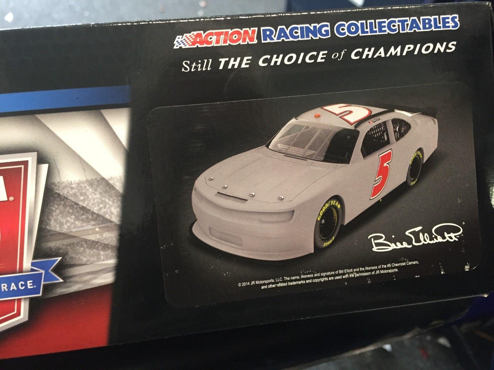 1 24 ACTION Bill Elliott '14 Camaro Test Car Car Car 1 of 511 b84a10