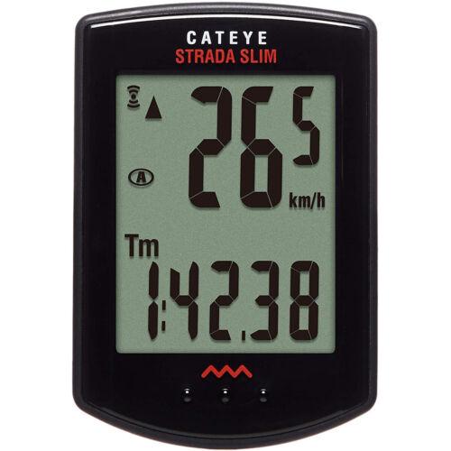 CatEye Strada Standard Wireless Cycling Computer CC-RD310W Black