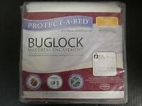 Protect-a-bed - Buglock - Mattress Encasement - Full/double - Rc 884