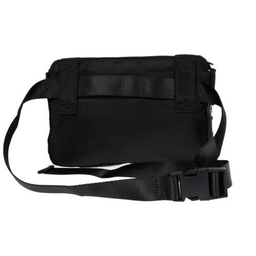 Bauchtasche Hüfttasche Gürteltasche Sporttasche Bodybag Damen Herren Nylon