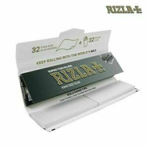 RIZLA-KING-SIZE-SILVER-SUPER-SLIM-PAPERS-amp-PERFORATED-TIPS-COMBI-PACK