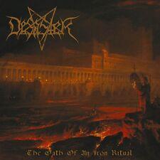 DESASTER - THE OATH OF AN IRON RITUAL (LTD.ORANGE VINYL)  VINYL LP NEW+