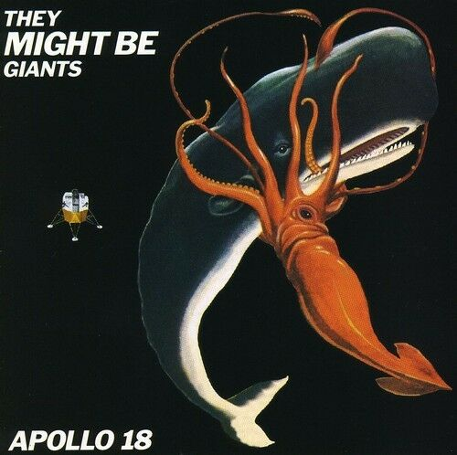 They Might Be Giants - Apollo 18 [New CD] Manufactured On Demand
