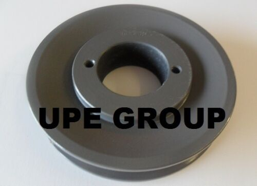 """Cast Iron pulley SHEAVE 4.75/"""" for electric motor 1 groove for B /& 5L  5//8  belts"""