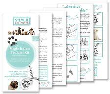 Pet Print Kit, Paw Print Kit - Dogs, Cats, Inkless