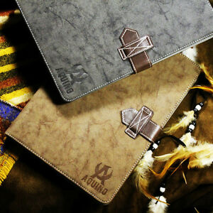 Apple-Ipad-Air-2-Tablette-cas-etui-pochette-cuir-synthetique-Coque-de-protection