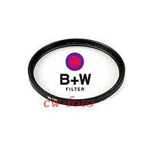 B+W BW B&W Schneider Kreuznach UV Profi Filter vergütet 52 mm F-Pro Fassung