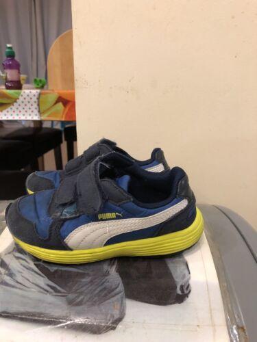 Zapatos Puma Puma Boy talla Boy Zapatos talla 8 Zapatos Boy 8 H6xS457wqx