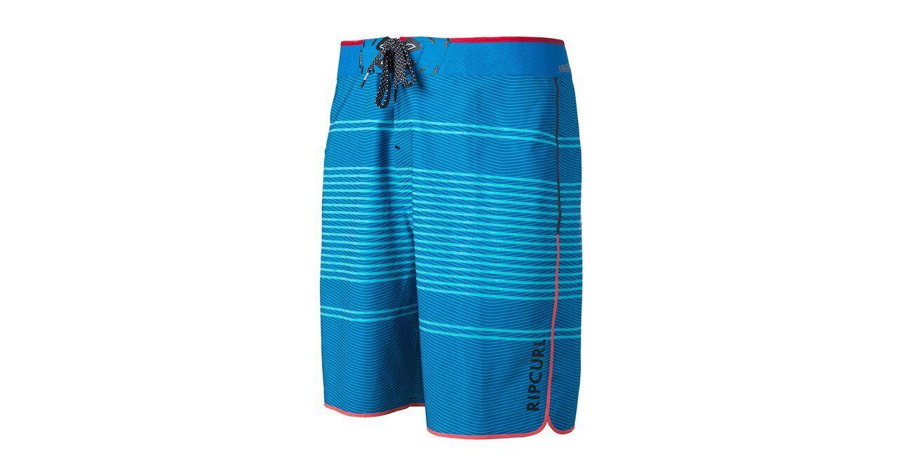 Rip Curl Mirage Transmit Ult Boardshorts Size 34 Striped - Choose color - CBOMO7