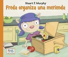 Freda organiza una merienda (I See I Learn)-ExLibrary