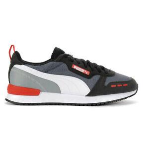 Details about Puma Men's R78 Castlerock/Puma Black/Puma White Sneakers 37311705 NEW!