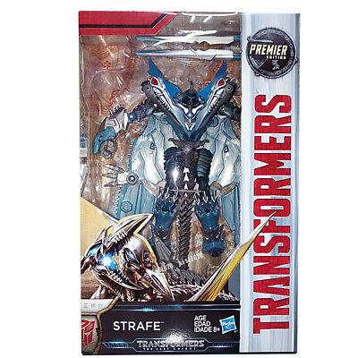 Hasbro Transformers MV5 Last Knight Premier Ed Deluxe W3 #Strafe In Stock (G)