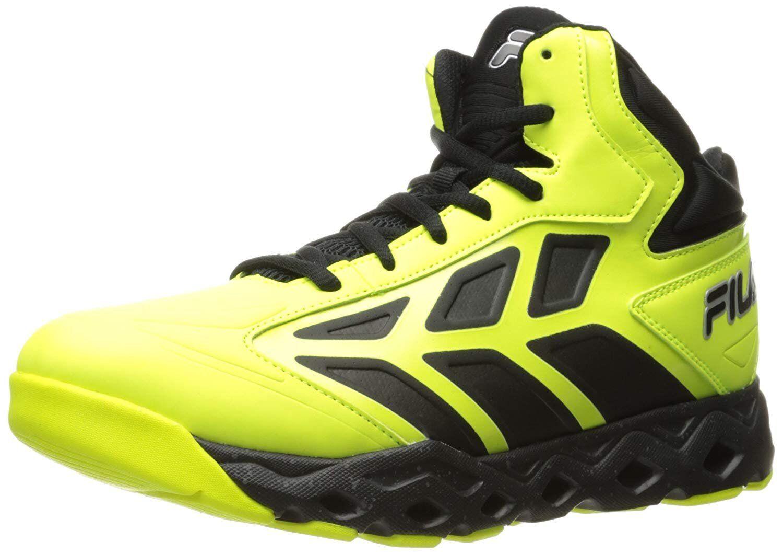 ef5759c7d296 FILA FTwear 1SB13014 Mens Torranado Basketball Shoe Safety for sale ...